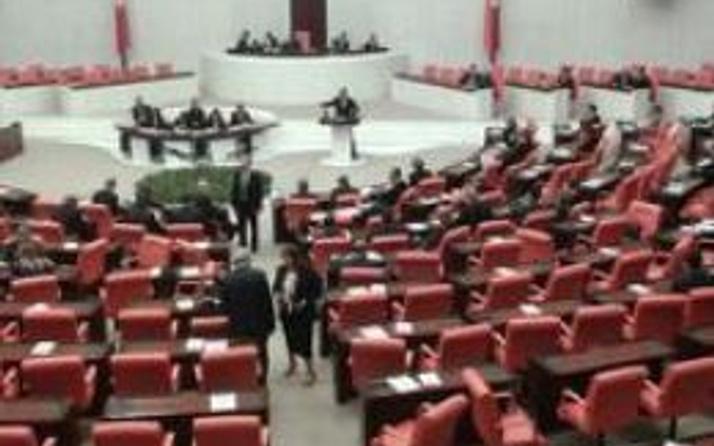 CHP ve MHP'nin önerileri reddedildi