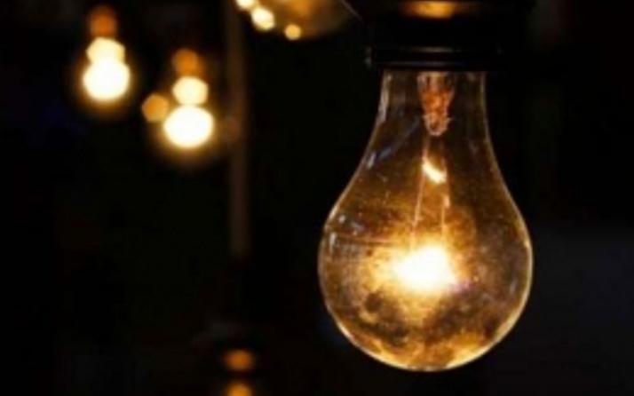 Bu ilçelerde elektrikler kesilecek!