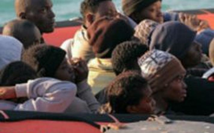 İtalya Hristiyan göçmenleri tekneden atan Müslümanlara öfkeli