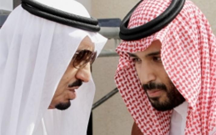 Suudi Arabistan'da saray darbesi oldu kral...
