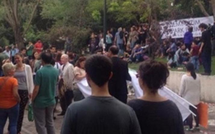 Beşiktaş'a Abbasağa isyanı vatandaş sokakta