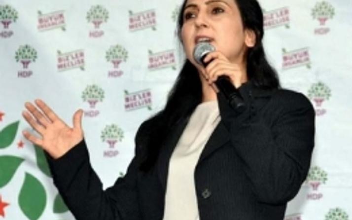 HDP'li Yüksekdağ'a flaş fezleke şoku