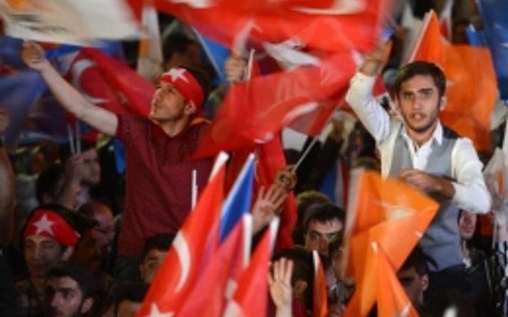 AK Parti kongresinde flaş çözüm süreci ayrıntısı