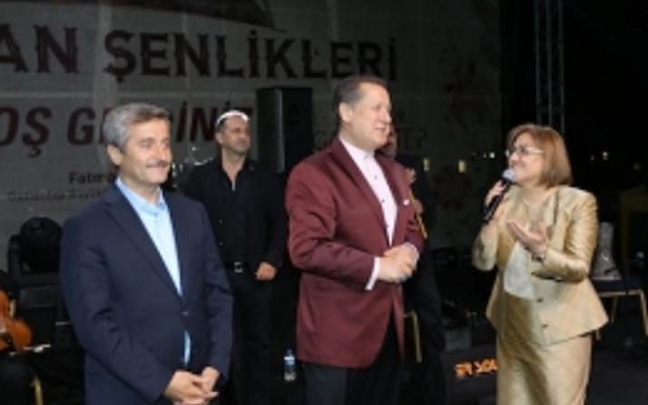 Ahmet Özhan Gaziantepliler ile buluştu!