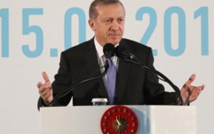 Erdoğan milyonluk mitingle sahaya çıkıyor!