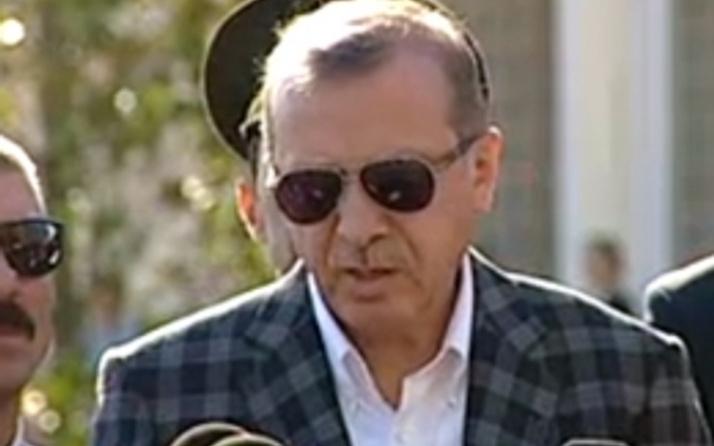 Erdoğan'dan baba ocağı Rize'de cami açılışı