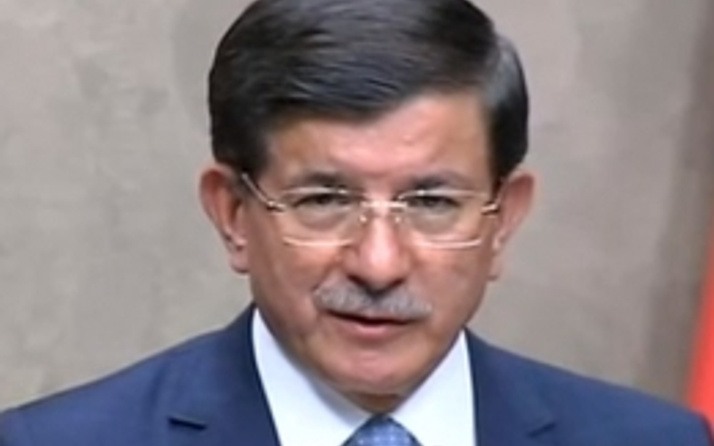 AK Parti-CHP dosyası Davutoğlu'nda!