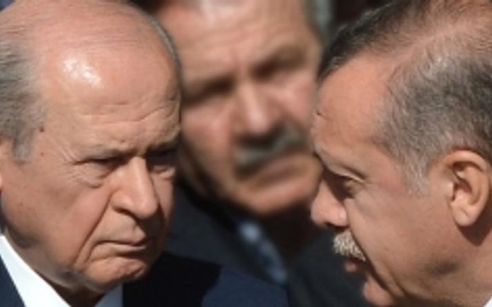 Bahçeli'nin o sözleri Erdoğan'ı çok kızdırmış!