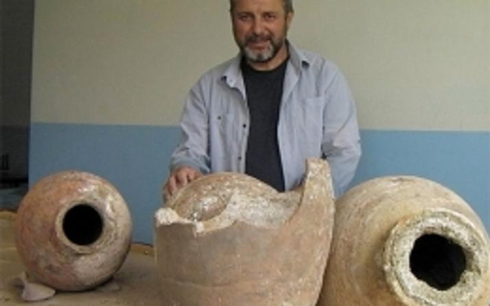 Van'daki kazılarda küpler içinde bulundu