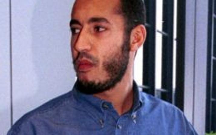 Kaddafi'nin oğluna hapiste falaka
