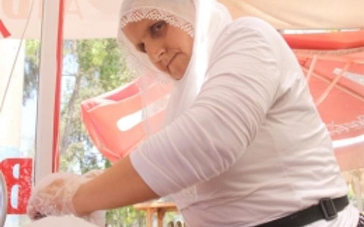 Melahat anne günde 1800 lira kazanıyor
