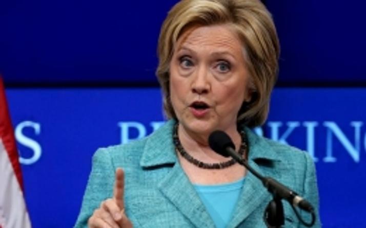 Hillary Clinton: İran'ın nefesini keseceğim
