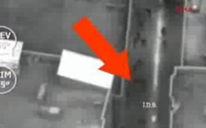Cizre çatışma görüntüleri kamerada