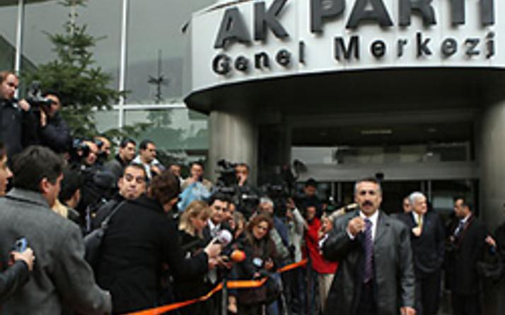 AK Parti büyükşehir adaylarını belirledi