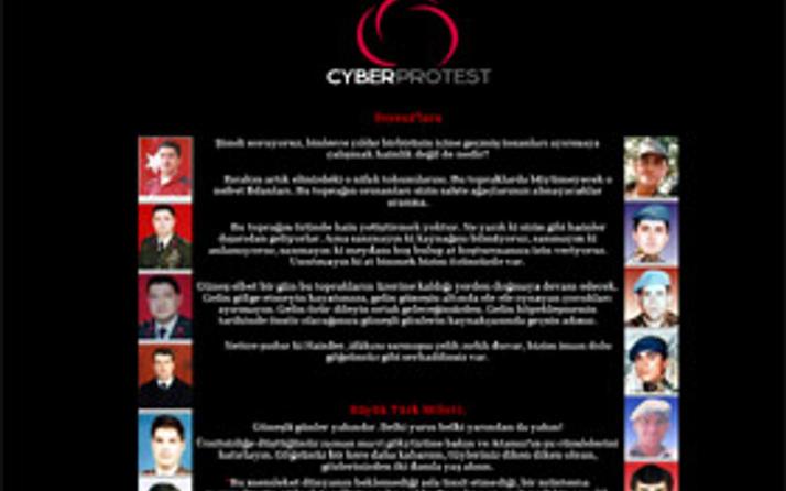 Türk hackerlar PKKyı vurdu