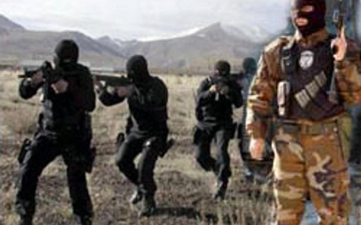 PKK'nın kabusu A timi sıcak bölgede