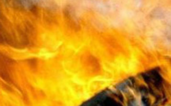 Kartal Cezaevi'nde yangın çıktı