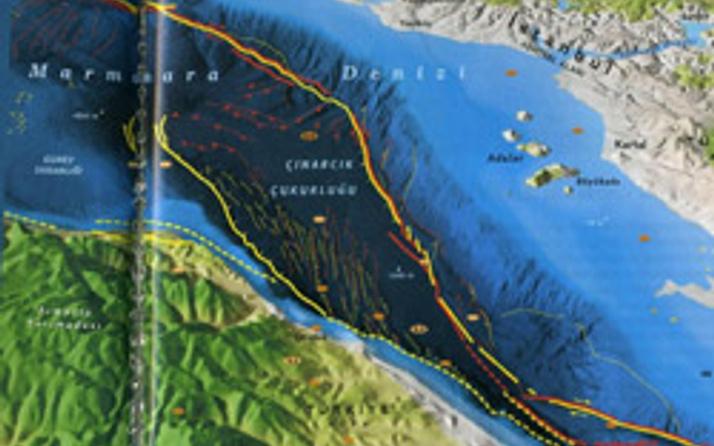 Olası deprem için ürküten gelişme