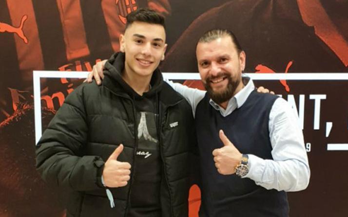Berke Kaplan, Milan'a transfer oluyor