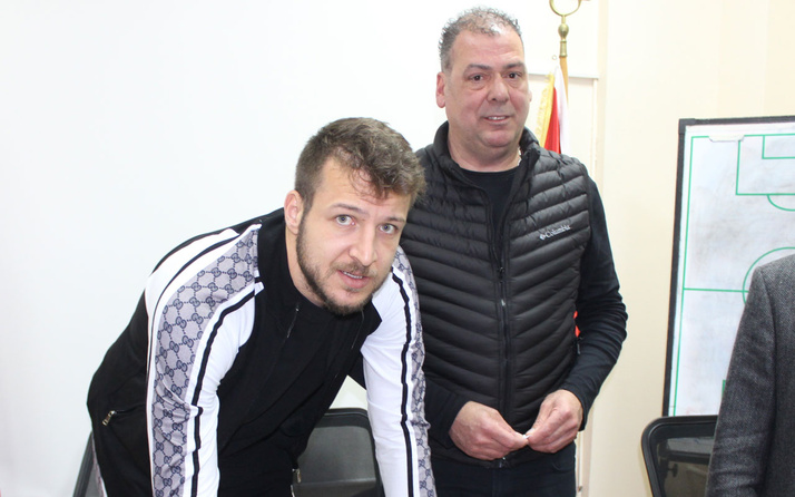 Batuhan Karadeniz ilk maça damga vurdu