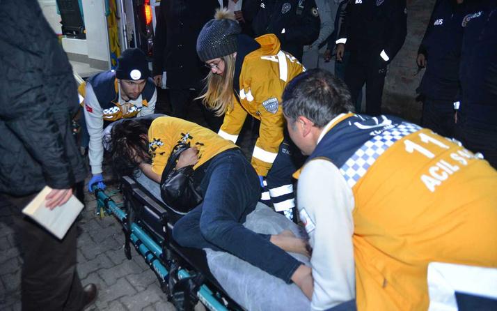 Adana'da tartıştığı sevgilisini tabancayla yaraladı