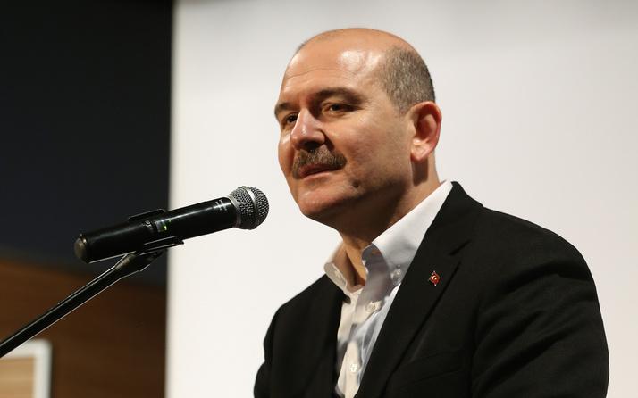 İçişleri Bakanı Süleyman Soylu açıkladı 2 ton ele geçirildi