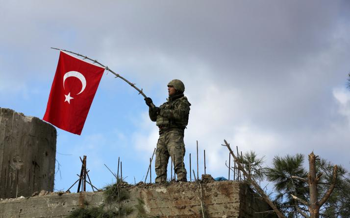 'Zeytin Dalı Harekatı YPG/PKK'nın siyasi olarak sonu'