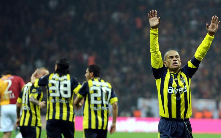 Alex de Souza'dan Fenerbahçe yanıtı