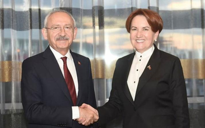 Kemal Kılıçdaroğlu ve Meral Akşener'den faiz kararı sonrası Cumhurbaşkanı Erdoğan'a tepki