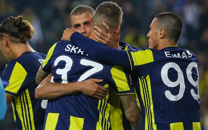 Fenerbahçe'nin konuğu Atiker Konyaspor