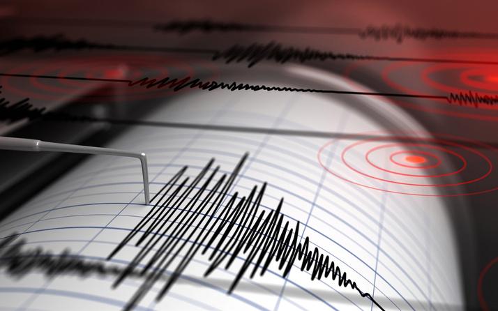 Marmara Denizi'nde korkutan deprem