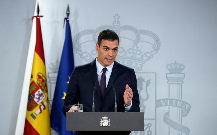 İspanya'dan erken seçim kararı