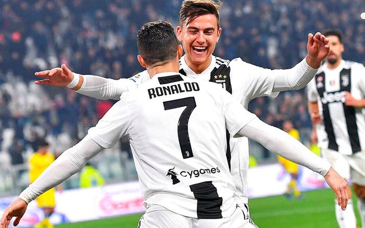 Juventus'tan 3 gollü galibiyet