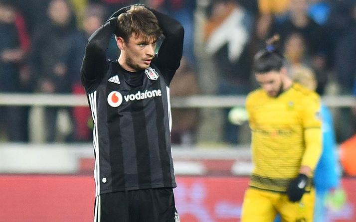 Adem Ljajic, Fenerbahçe maçında yok