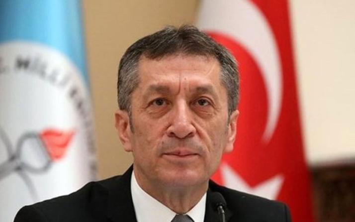 Milli Eğitim Bakanı Ziya Selçuk'tan öğrencilere EBA müjdesi