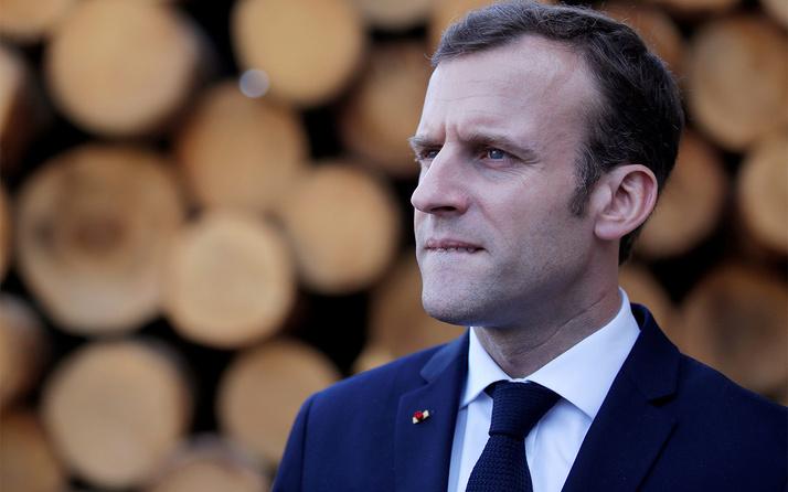 Macron'un eski danışmanı tutuklandı!