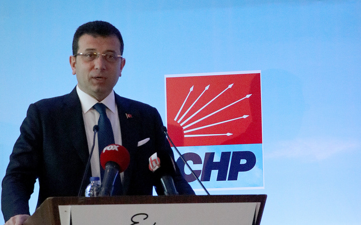 CHP'nin adayı Ekrem İmamoğlu'dan büyük miting açıklaması