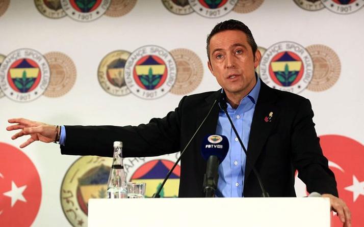 Ali Koç'tan Nihat Özdemir'e sert yanıt