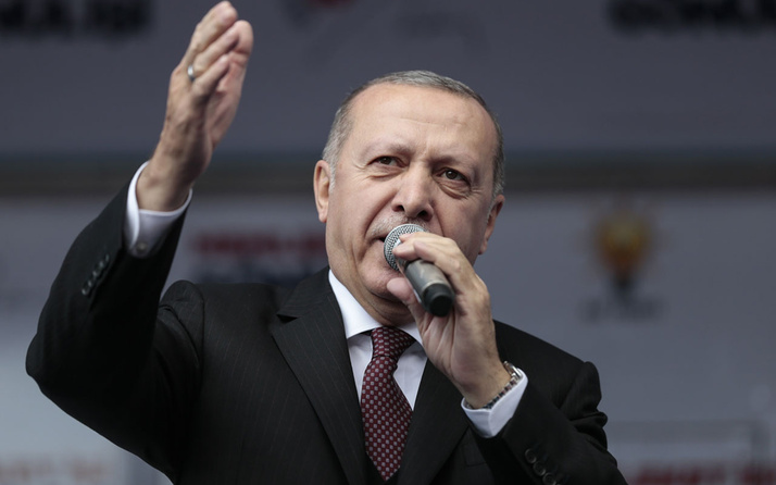 Cumhurbaşkanı Recep Tayyip Erdoğan'dan Yavaş yorumu: Alengirli işlere bulaştı