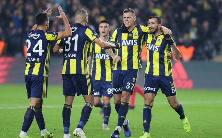 Fenerbahçe'de derbi için 'efsane' motivasyonu!