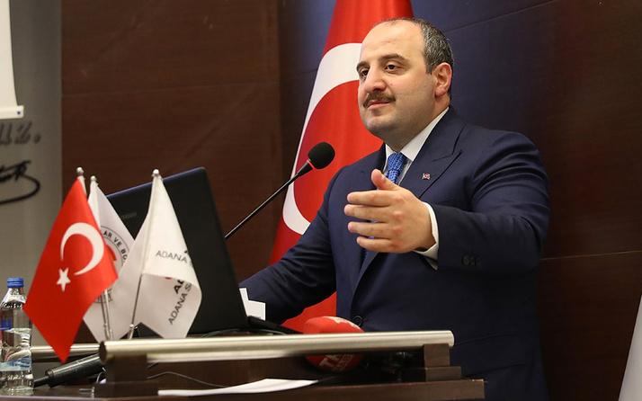 Bakan Mustafa Varank: Bertaraf ettik