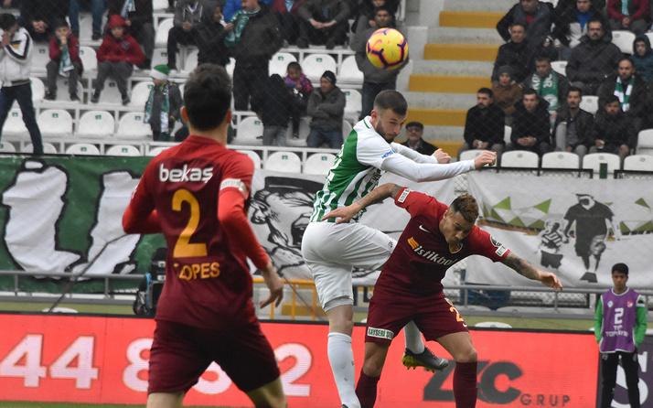 Konyaspor Kayserispor maçı golleri ve geniş özeti