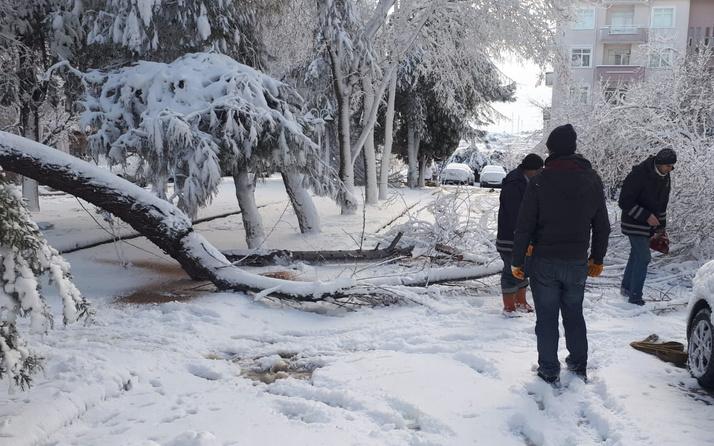 Kocaeli kar tatili haberi 25 Şubat okullar tatil mi valilik duyurdu