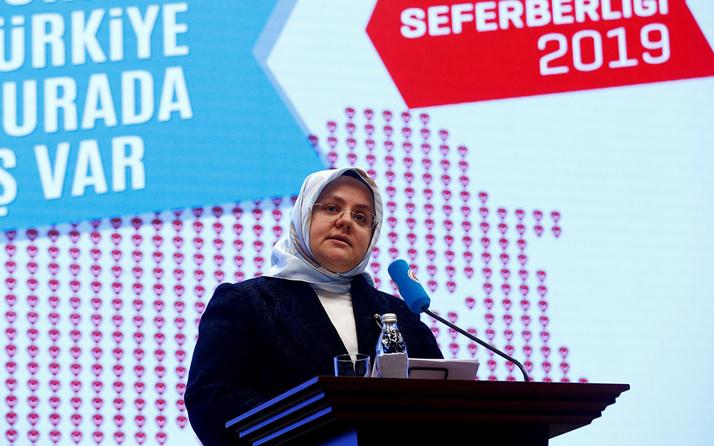 Bakan Zehra Selçuk'tan asgari ücret müjdesi