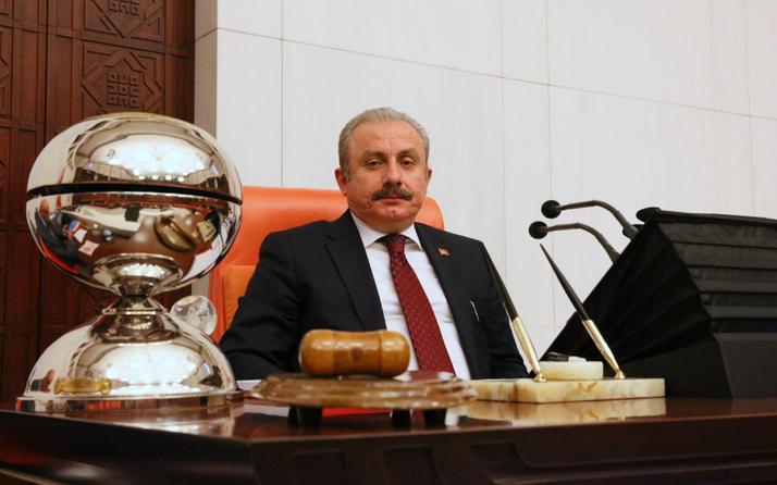 TBMM Başkanı Mustafa Şentop'tan 44 ülkeye koronavirüs dayanışması mektubu!