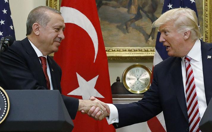 Donald Trump'tan Erdoğan'a NASA çalışanı Serkan Gölge teşekkürü