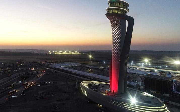 İstanbul Havalimanı'na taksi ücretleri belli oldu İlçe ilçe İstanbul Havalimanı taksi ücretleri