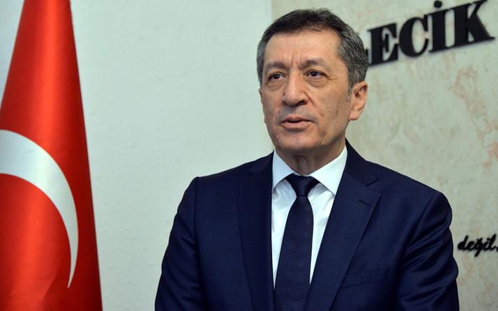 Milli Eğitim Bakanı Ziya Selçuk'tan eğitim sistemi açıklaması! Bu ilk kez yapılıyor