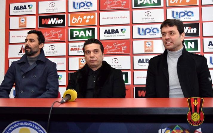 Cihat Arslan, Bosna Hersek Ligi'nde