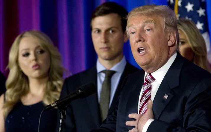 Trump'ın damadı Kushner Ankara'ya geliyor